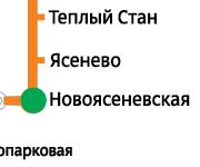 3х-ком квартира.М.Новоясеневская.60000₽
