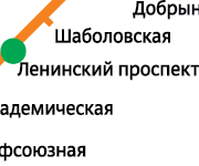 3-ком 55 000 Ленинский проспкт