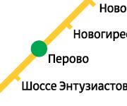 Гостиница Перово